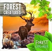 Forest Creatures - Robin Twiddy (Hardcover) - Cover