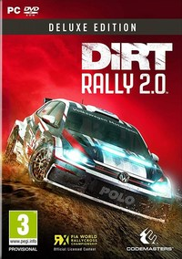 DiRT Rally 2.0 - Deluxe Edition (PC) - Cover