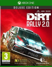 DiRT Rally 2.0 - Deluxe Edition (Xbox One) - Cover