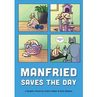 Manfried Saves the Day - Caitlin Major (Paperback)