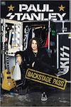 Backstage Pass - Paul Stanley (Hardcover)