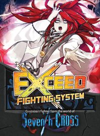 Exceed: Seventh Cross - Emogine Bonus Fighter Expansion (Card Game) - Cover