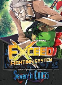 Exceed: Seventh Cross - Sydney & Serena Bonus Fighter Expansion (Card Game) - Cover