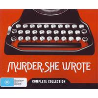 Murder, She Wrote - Complete Collection (Limited) (DVD)
