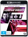 The Fast and the Furious - Tokyo Drift (4K Ultra HD + Blu-ray)