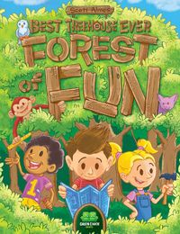 Best Treehouse Ever: Forest of Fun (Card Game) - Cover