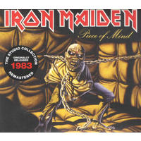 Iron Maiden - Piece of Mind (CD)