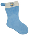 Manchester City - Christmas Crest Stocking