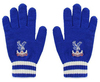 Crystal Palace - Knitted Gloves - Royal Blue