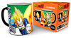 Dragon Ball Z - Saiyans Heat Changing Mug