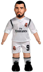 Toodle Dolls Real Madrid Figurine Doll - Benzema - 45cm