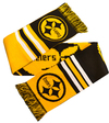 NFL Pittsburgh Steelers - Big Logo Scarf