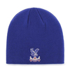 Crystal Palace - Beanie Knitted Hat - Royal Blue