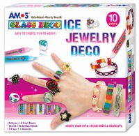 Amos - Glass Deco - Jewelry Kit - Cover