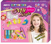 Amos - Glass Deco - My Style Hairband - Cover