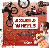 Axels and Wheels - Robin Twiddy (Hardcover) - Cover