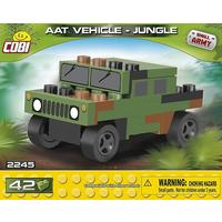 Cobi - Small Army - NATO AAT Vehicle Jungle (43 Pieces)