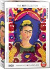 Eurographics - Frida Khola Self-Potrait Puzzle (1000 Pieces)