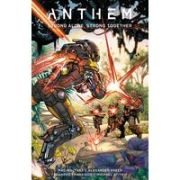 Anthem - Strong Alone, Stronger Together - Bioware (Hardcover)