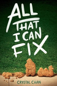 All That I Can Fix - Crystal Chan (Paperback) - Cover