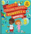 Big Book of Colors, Shapes, Numbers & Opposites - Anne Paradis (Hardcover)