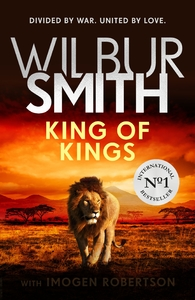King of Kings - Wilbur Smith (Hardcover) - Cover