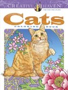 Creative Haven Cats Coloring Book - Marty Noble (Paperback)