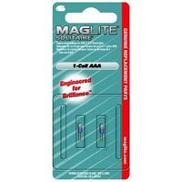 Maglite - Solitaire Replacement Lamps (Pack of 2)