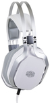 Cooler Master - MasterPulse Over-ear Headset - White Edition (PC/Gaming)