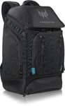 Acer PBG591 Predator Gaming Utility Notebook Backpack - Black and Teal Blue