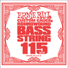 Ernie Ball 1615 .0115 Nickel Wound Bass Guitar Single String