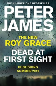 Dead at First Sight - Peter James (Hardcover)