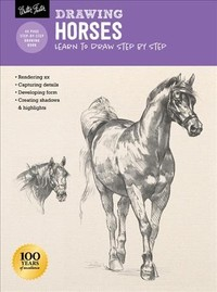 Drawing Horses - Walter Foster (Paperback) - Cover