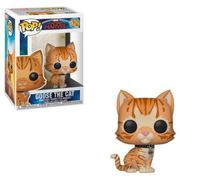 Funko Pop! Marvel - Captain Marvel - Goose the Cat Vinyl Figure - Cover