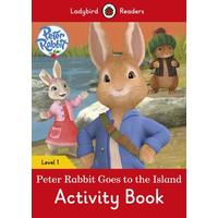 Peter Rabbit Goes to the Island Activity (Paperback)