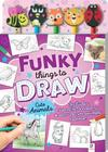 Funky Things 5-Pencil Set (Book)