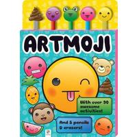 Artmoji 5-Pencil Set (Book)