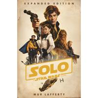Solo: A Star Wars Story - Mur Lafferty (Trade Paperback)