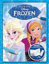 Frozen:Tin of Wonder (Novelty book)