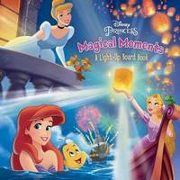 Disney Princess:Magical Moments Bb (Board book) - Cover