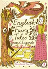 English Fairy Tales and Legends - Rosalind Kerven (Hardcover)