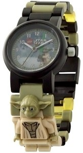 Lego Star Wars - Yoda Minifig. Link Watch - Cover