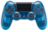 Sony - PlayStation Dualshock 4 Controller (NEW VERSION 2) - Blue Crystal (PS4)