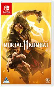 Mortal Kombat 11 (Nintendo Switch) - Cover
