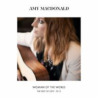 Amy Macdonald - Woman of the World: Best of (Vinyl) - Cover