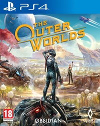 The Outer Worlds (PS4) - Cover