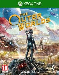 The Outer Worlds (Xbox One) - Cover