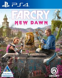 Far Cry New Dawn (PS4) - Cover