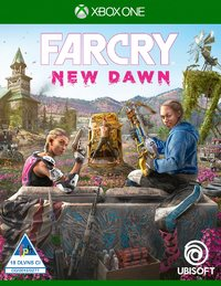 Far Cry New Dawn (Xbox One) - Cover