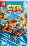Crash Team Racing Nitro Fueled (Nintendo Switch)